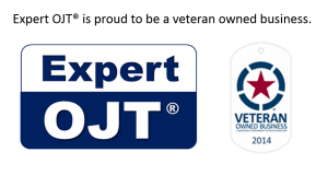 Expert OJT® Veteran Owned